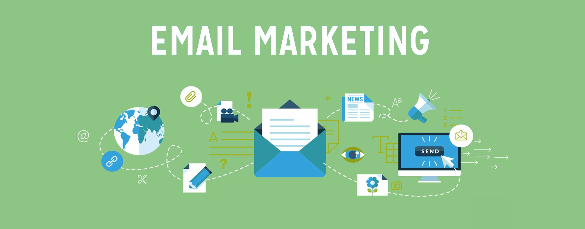 Email marketing Lion Vision