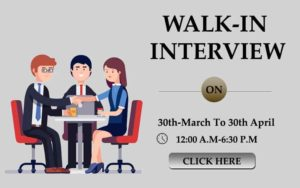 Walk-in-Interview